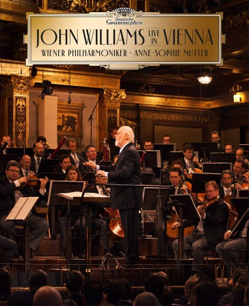 John Williams - Live In Vienna - Blu-ray mit Dolby Atmos Mischung Deluxe Edition