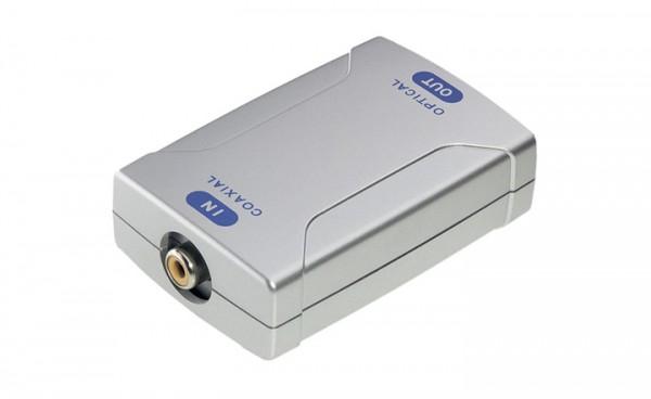 in-akustik Premium Opto-Konverter Koax > Toslink