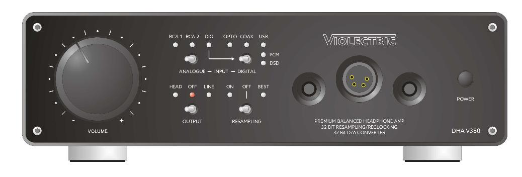 violectricdhac380