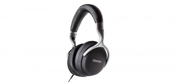 Denon AH-GC 30 mit Booka Shade Blu-ray mit Headphone Surround Spur