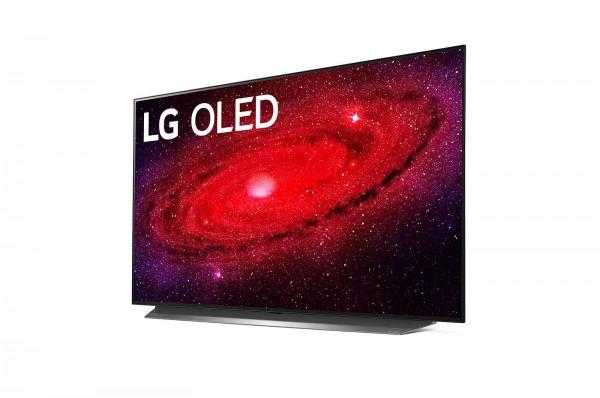 LG OLED48CX8LC Energieeffizienzklasse G (Spektrum: A bis G)