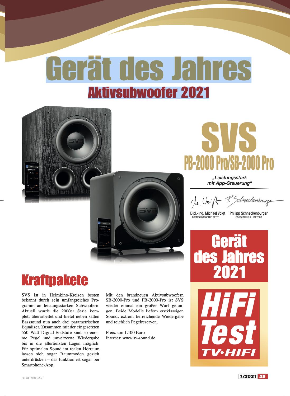 HifiTEst2021