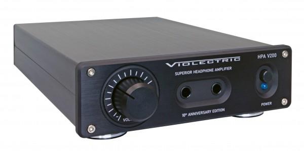 Violectric HPA V200AE Stereo Kopfhörerverstärker als Anniversary Edition