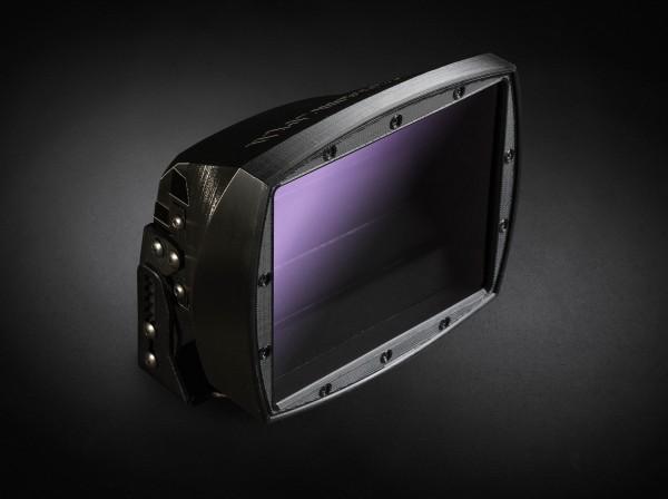 Panamorph Paladin mit XM 2 Halterung für Projektoren mit HD Auflösung und Stretch Aspect Funktion