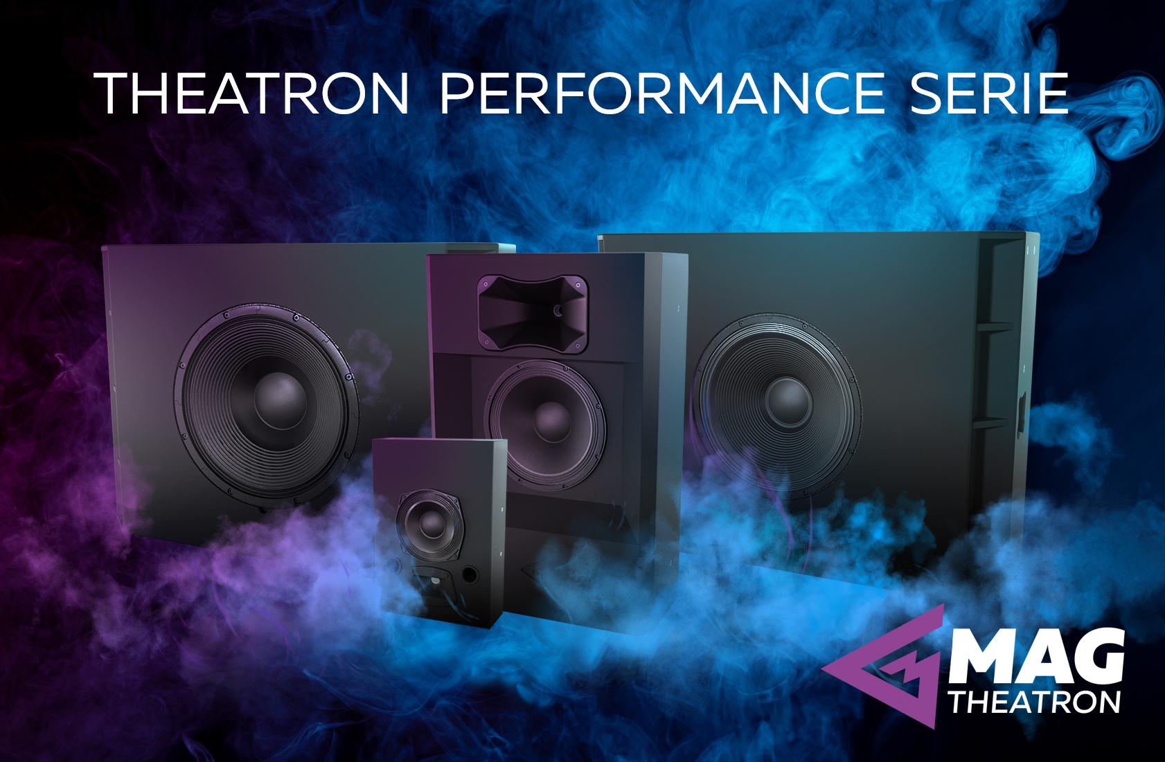 Produktfoto der Theatron Performance Serie