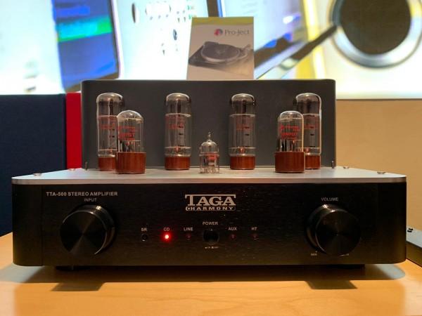 TTA 500 Röhrenverstärker