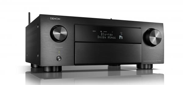 DENON AVR-X4500H schwarz Kundenrückläufer mit Auro3D Schild