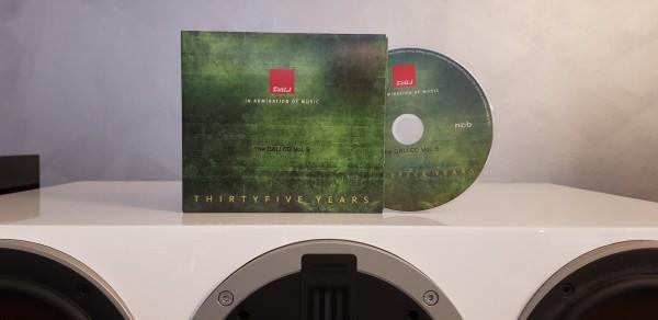 DALI Album Vol. 5, Musik-CD oder LP