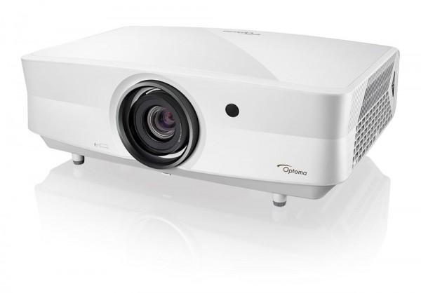 Optoma UHZ 65 LV Laserprojektor mit bis zu 5.500 Ansi Lumen Helligkeit