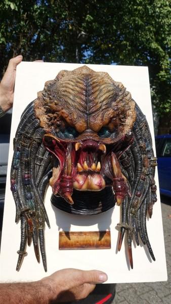 Predator Kopf