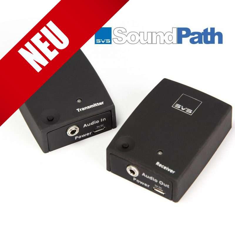 SVS Wireless Audio Adapter - die drahtlose Übertragung für jeden ...