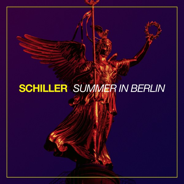 "Cover der Schiller ""Summer in Berlin"" / Studio- & Heimkino Pure Deluxe Edition"