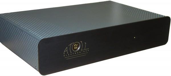 Atoll AV 500 Aussteller