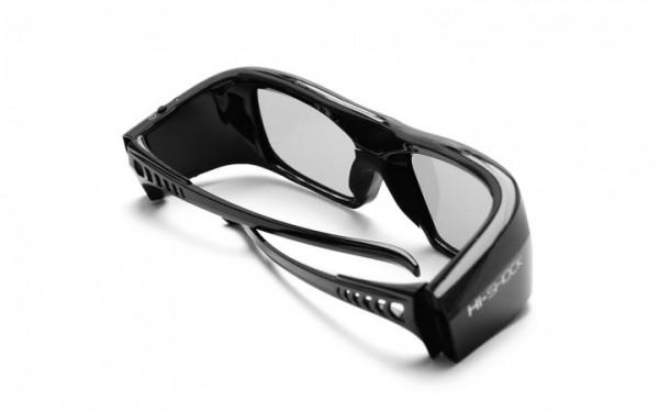 HI-Shock® Oxid Diamond mit Brillenetui