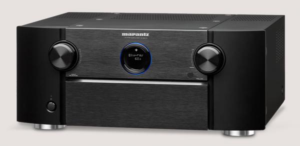Marantz AV8805A Vorstufe mit Mister Moto PureAudio