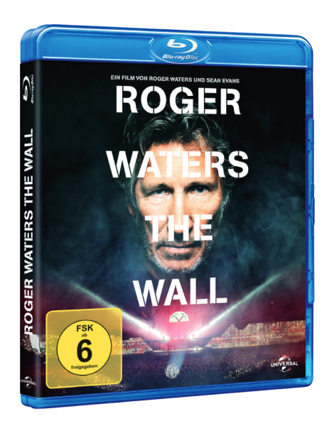 Roger Waters – The Wall – Blu-ray mit Dolby Atmos Tonspur