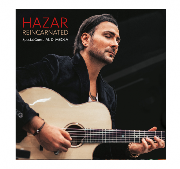 HAZAR Reincarnated Pure Audio Blu-ray + CD mit Dolby Atmos und Auro3D
