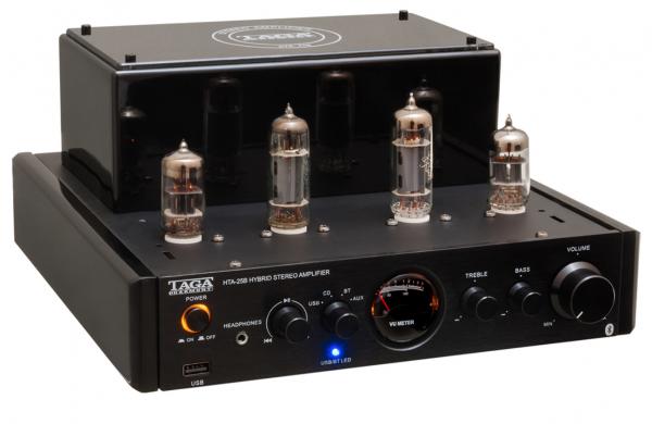 Taga HTA-25B Hybrid Röhrenverstärker mit Bluetooth und USB
