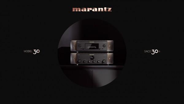 Marantz MODEL 30 Stereo-Vollverstärker
