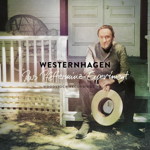 Westernhagen - Das Pfefferminz-Experiment - (Woodstock-Recordings) Blu-ray + DVD + CD