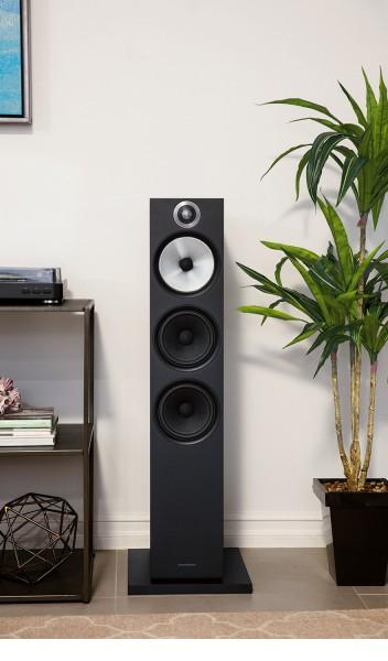 B&W 603 Lautsprecher Serie 1 schwarz