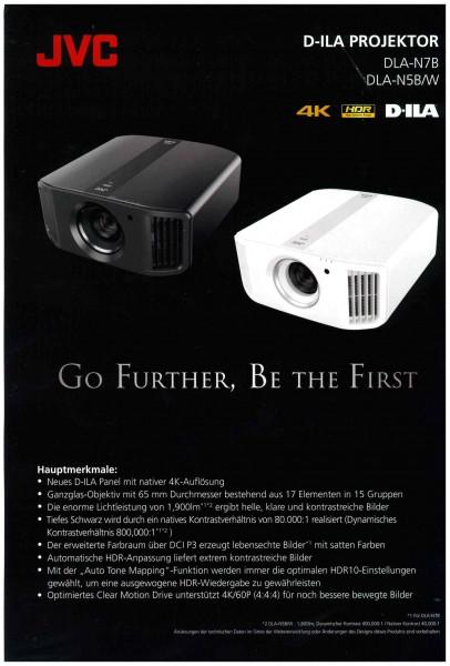 Datenblatt JVC DLA-N5B 4K D-ILA Projektor