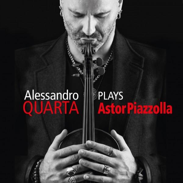 Alessandro Quarta play Astor Piazzolla - PureAudio