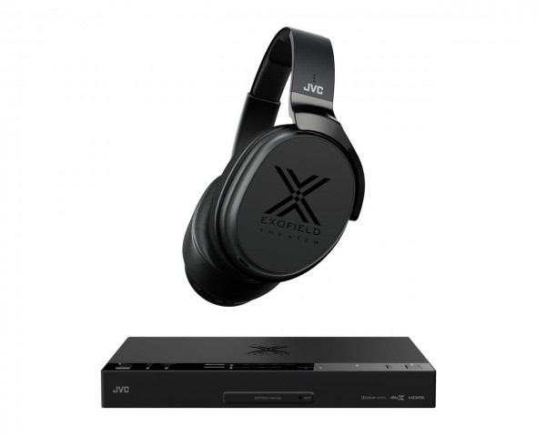 JVC Exofield XP-EXT1 SurroundSound Kopfhörer