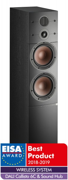 NEU – Dali Callisto 6, kabelloses Lautsprechersystem