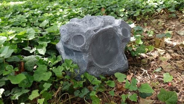 Gartenlautsprecher im Steindesign TRS 30 V 2