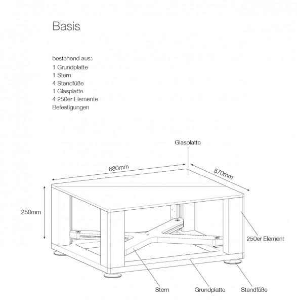 HIFI Rack MR1 Basis