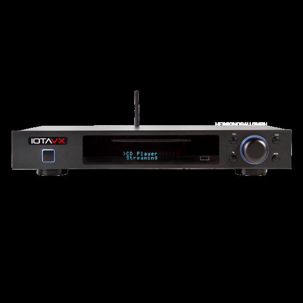 IOTAVX NP3 Netzwerk-CD-Player Ansicht Vorderseite