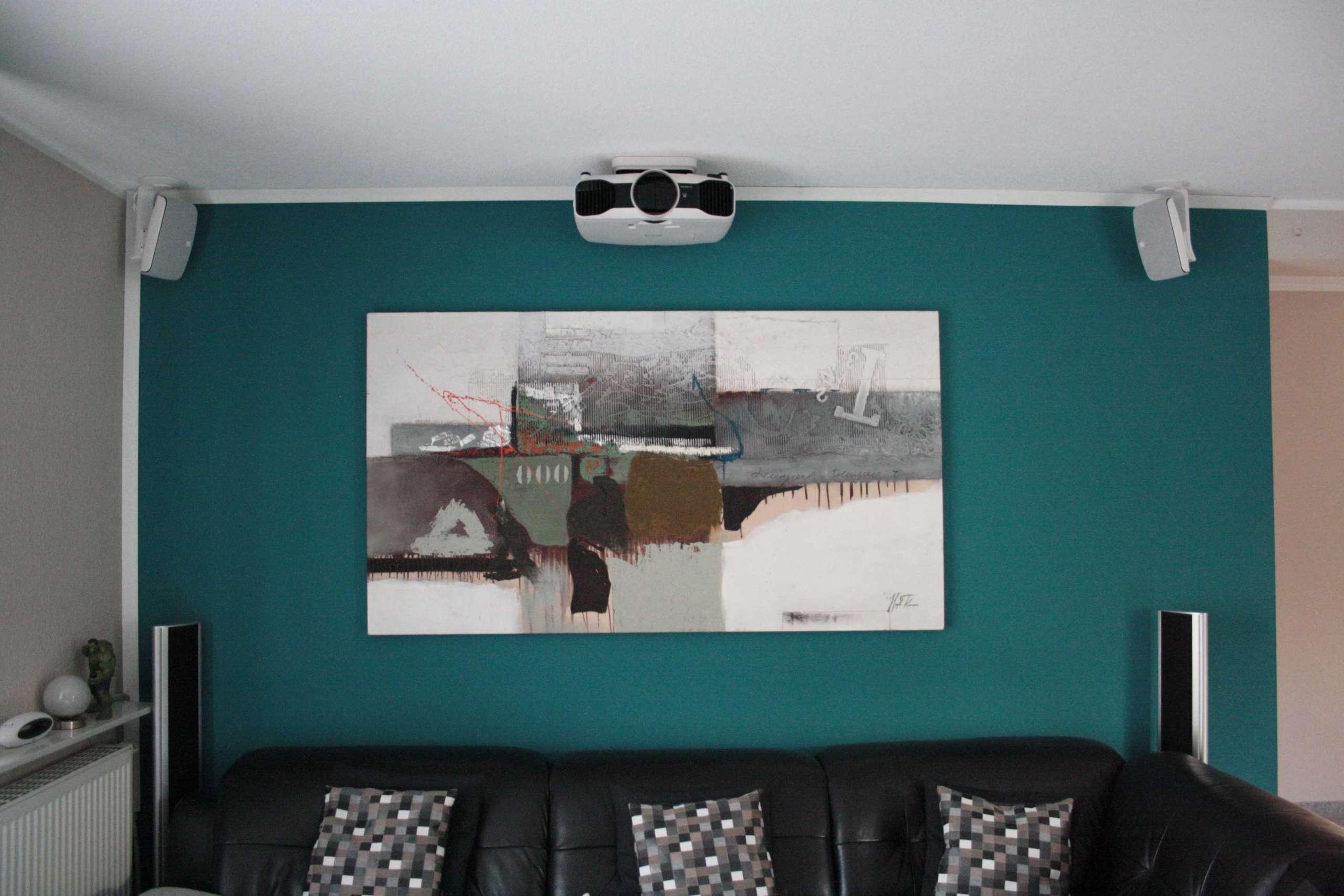 Heimkino Wohnzimmer Kosten Bilder Eurer Wohn Amp Anlagen