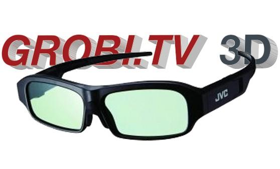 JVC PK-AG3 3D Brille