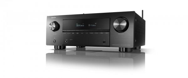 DENON AVC X3700H mit BookaShade und Mensch PureAudio