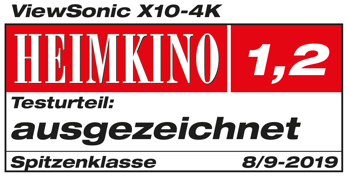 X10-4K-Heimkino
