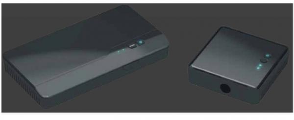 Drahtlose HDMI-Übertragung Full HD und 3D