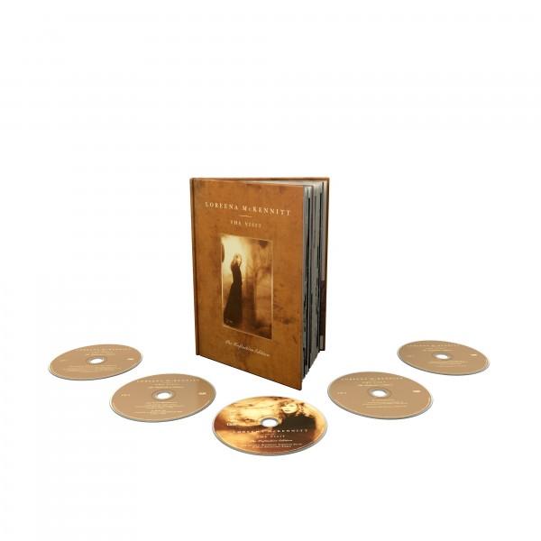 """Loreena McKennit – """"The Visit - The Definite Edition"""" & GROBI Flaschenöffner"""