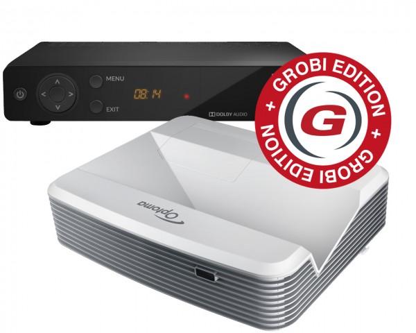 Optoma EH320UST inkl. DVB-T2 HDTV Empfänger