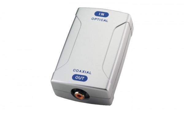 in-akustik Premium Opto-Konverter Toslink > Koax