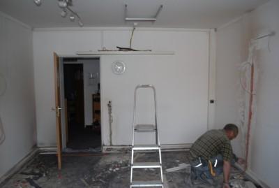 fotos von unserem umbau in kaarst so sieht es derzeit. Black Bedroom Furniture Sets. Home Design Ideas